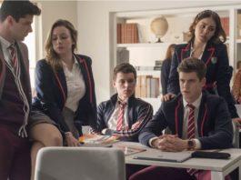 elite netflix high school movie